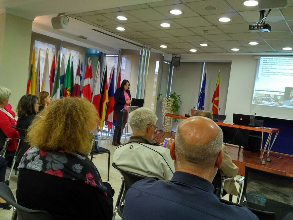 Conference on the challenges and obstacles faced by the small water supply systems in rural Macedonia